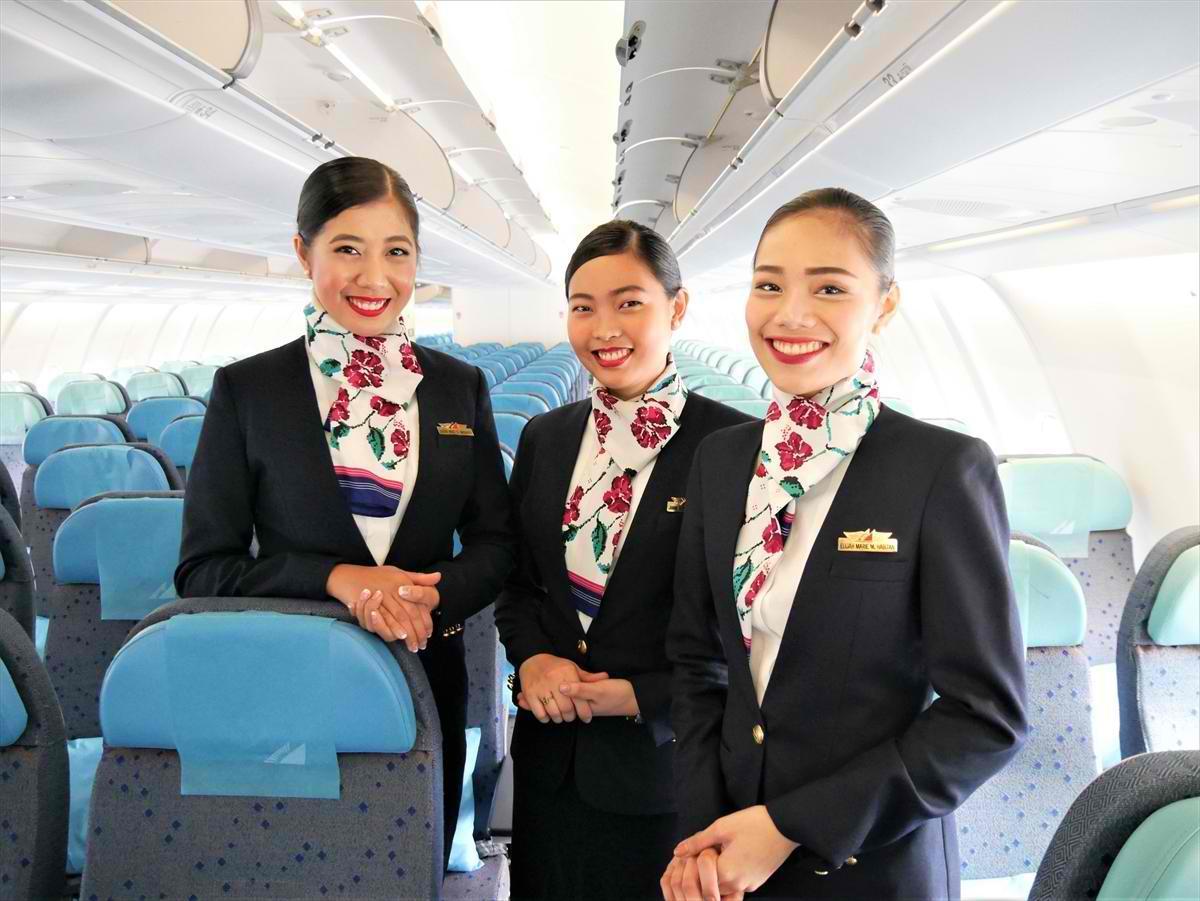 フィリピン 航空