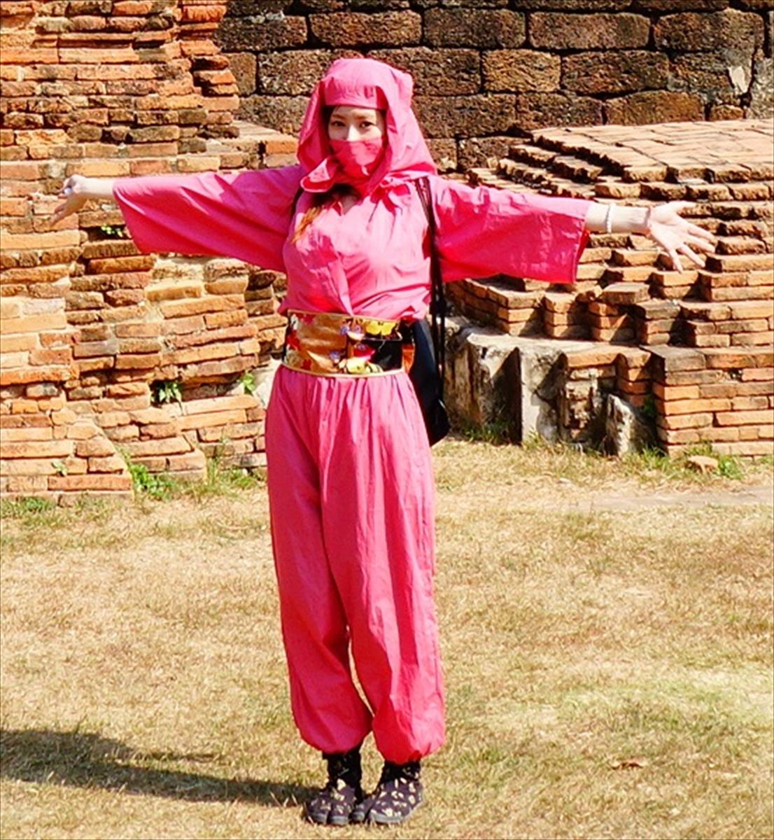 「忍者 美人」の画像検索結果