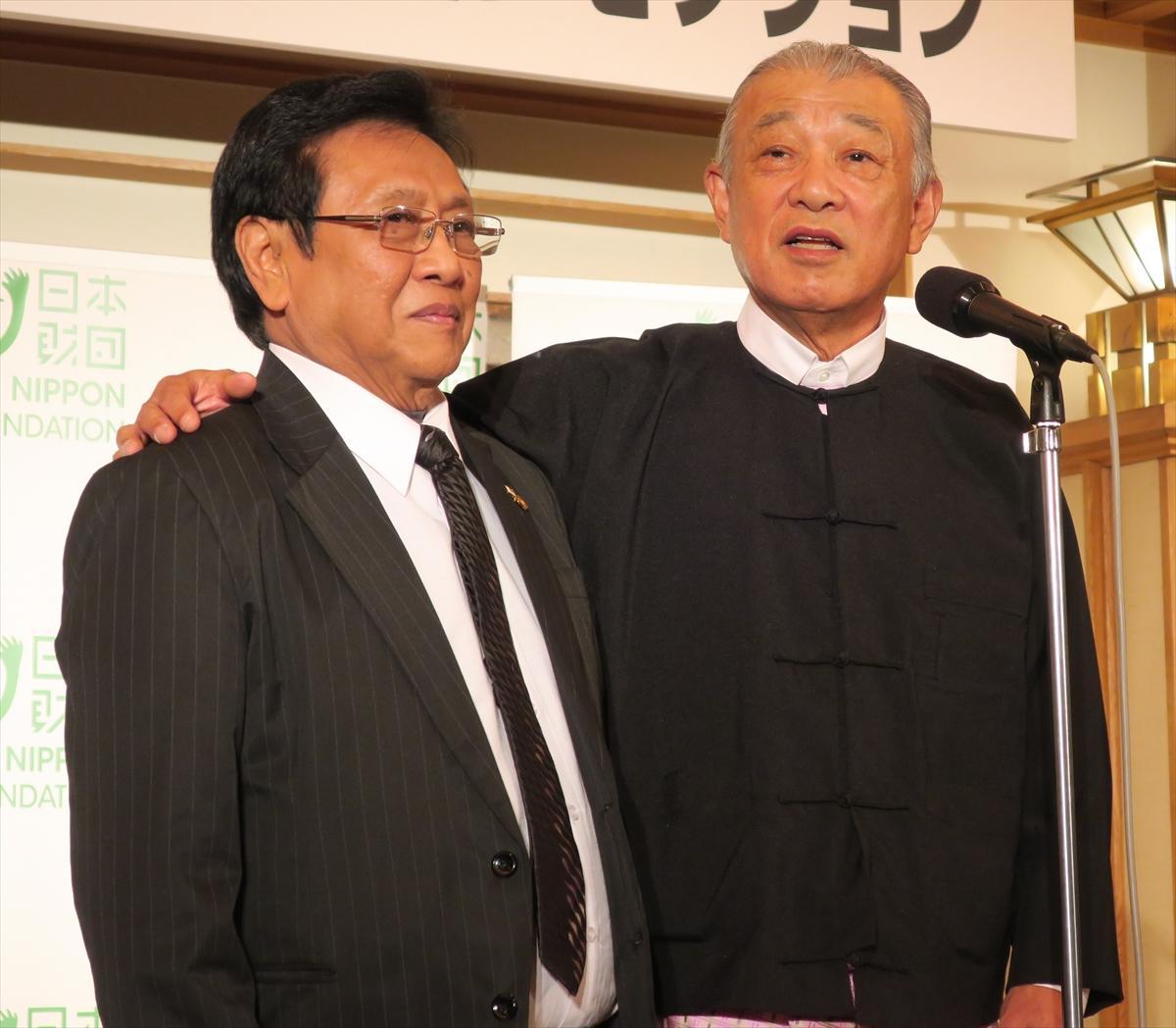 ミャンマー国民民主連盟(NLD)経済委員会のメンバーが来日ー日本財団 ...